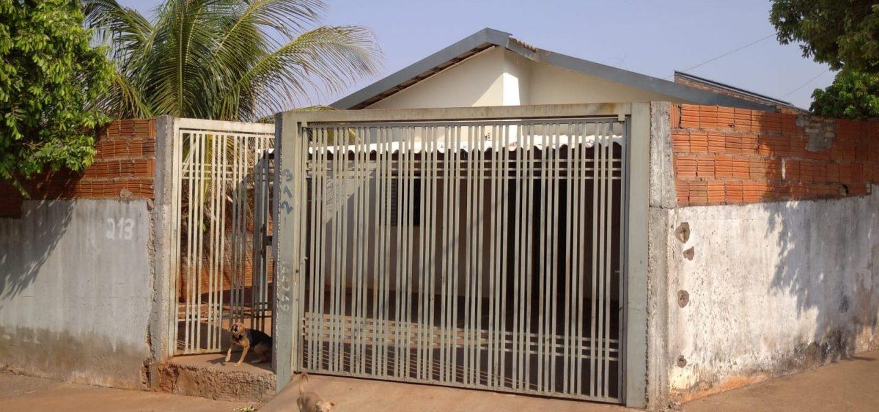 Venda-se – Casa – Jardim Barreto